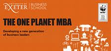 One Planet MBA