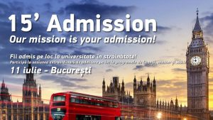 15 Admission